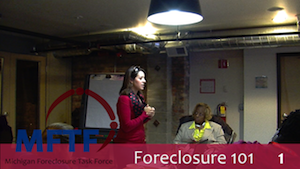 Foreclosure 101