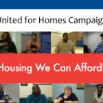 United for Homes Campaign